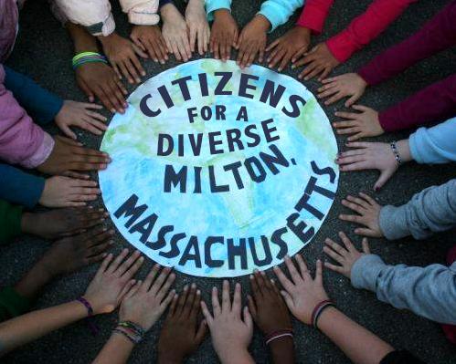 We Are Milton by Karen Horan and Deborah Milbauer circa Spring 2012